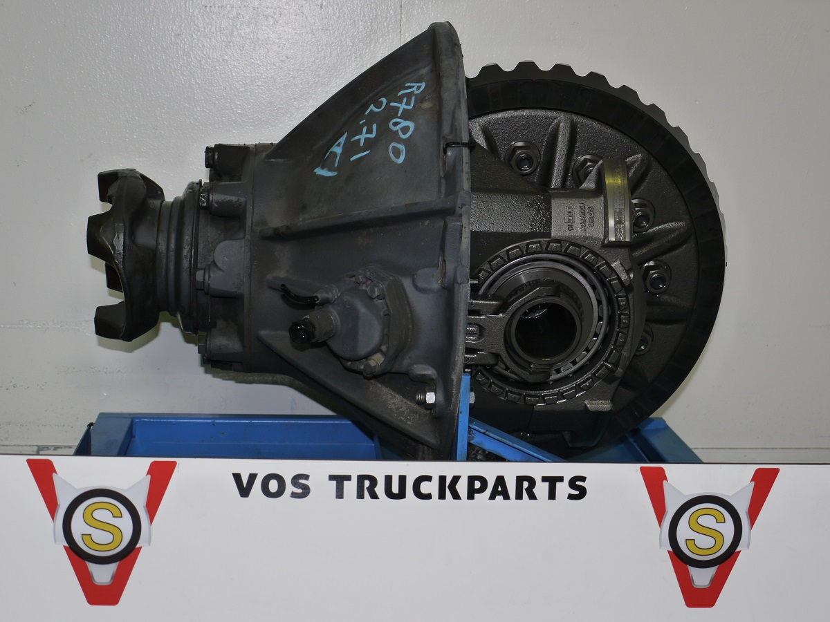 Scania differential